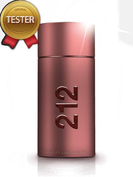 Carolina Herrera 212 Sexy EDT 100мл - Тестер за мъже